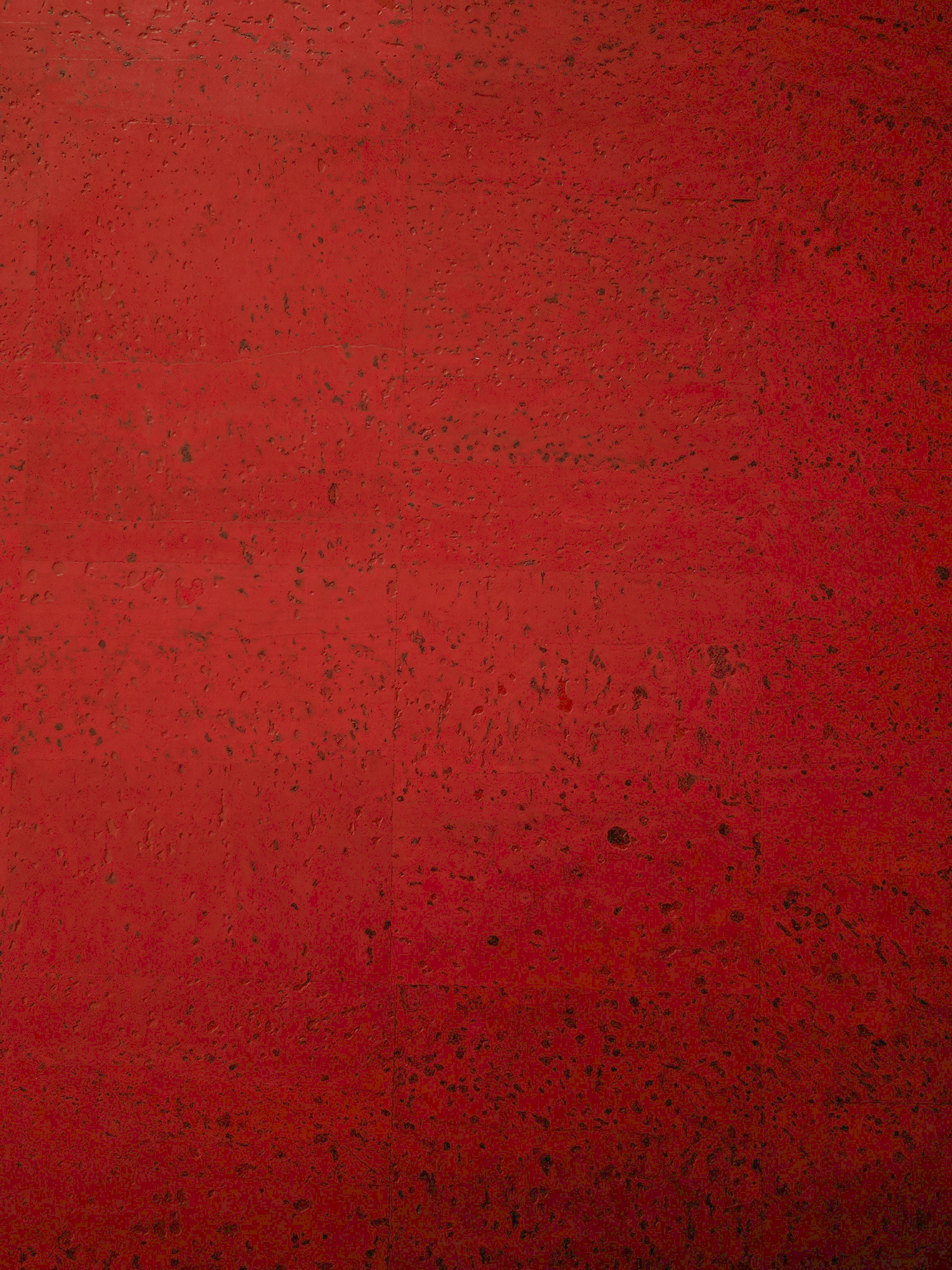 Natural Cork Fabric Candy Red Sew Sweetness