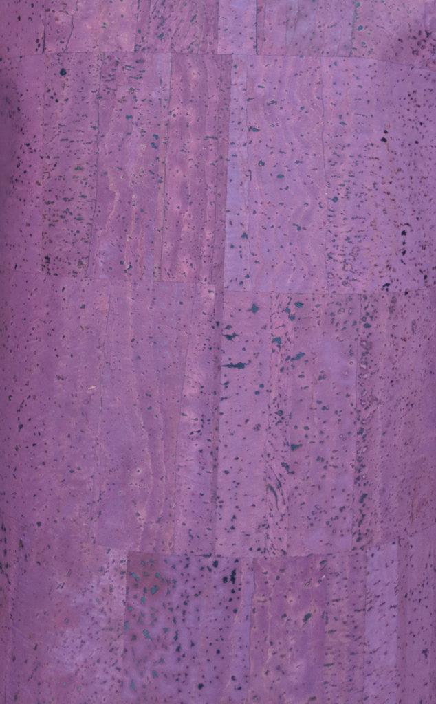 Natural Cork Fabric Purple Sew Sweetness
