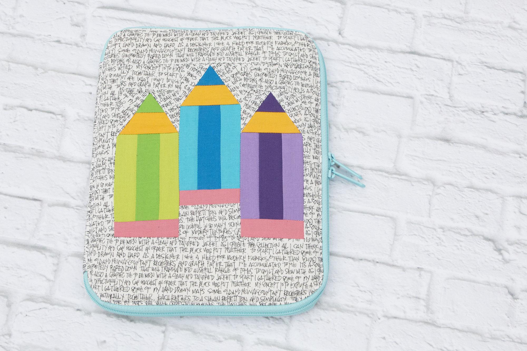 Sew Sweetness Creative Maker Supply Case, Splendid Sampler Style