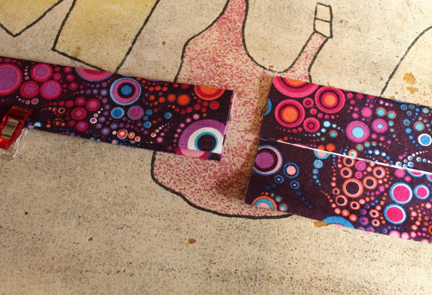 Image 3 strap fold and iron