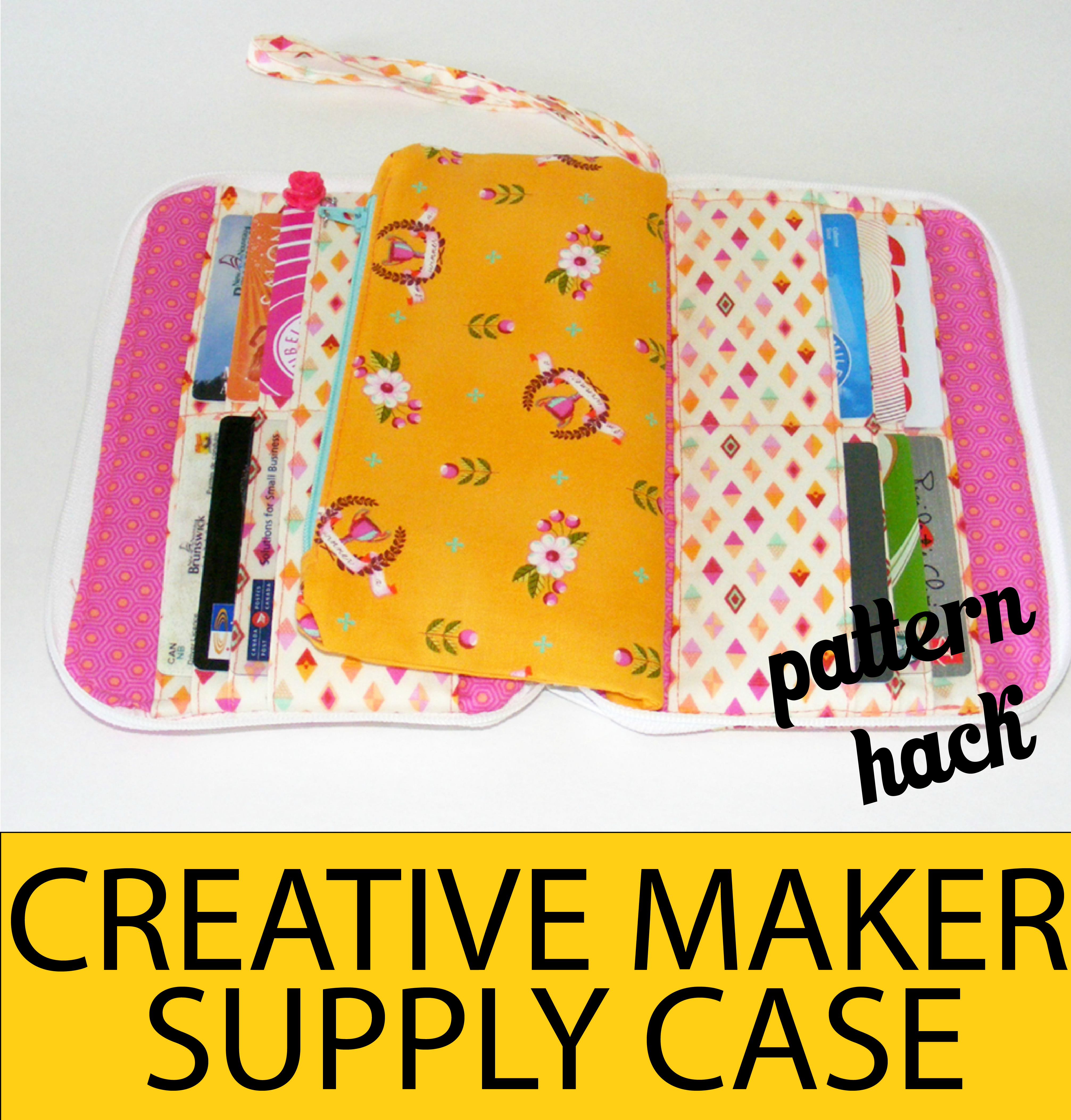 Pattern hack creative maker supply case sew sweetness pattern hack creative maker supply case jeuxipadfo Image collections