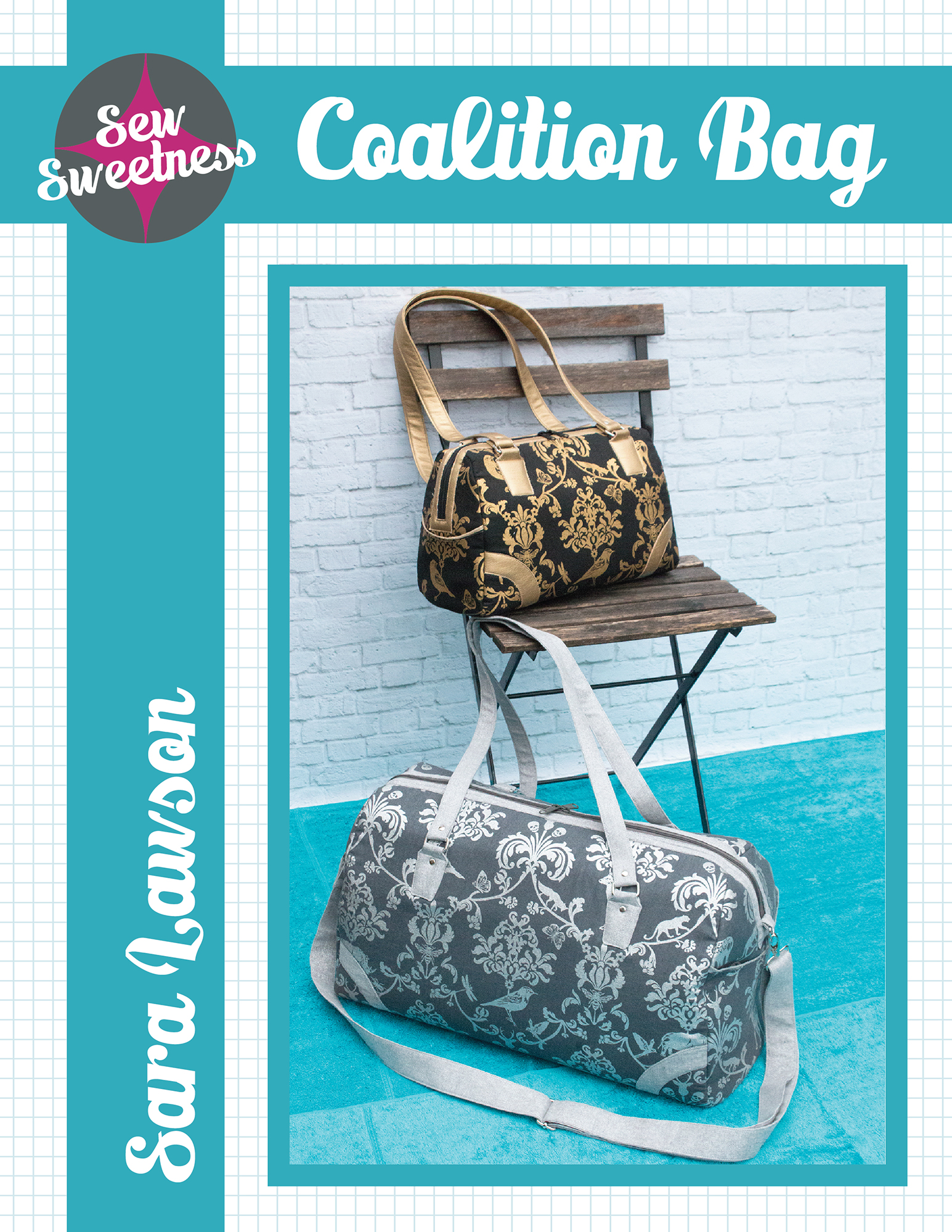 Sew Sweetness Coalition Bag sewing pattern