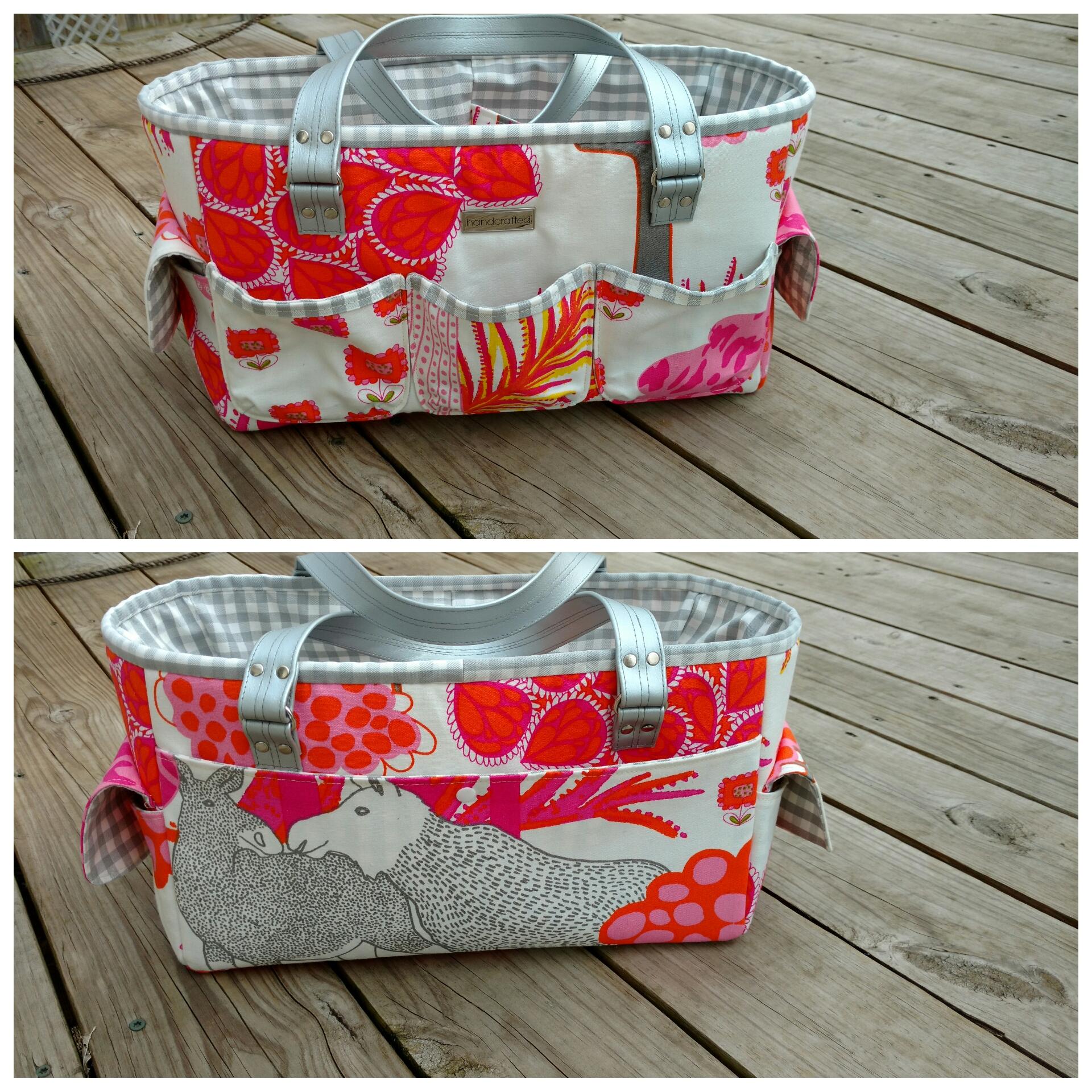 Free Oslo Craft Bag Pattern Sew Sweetness
