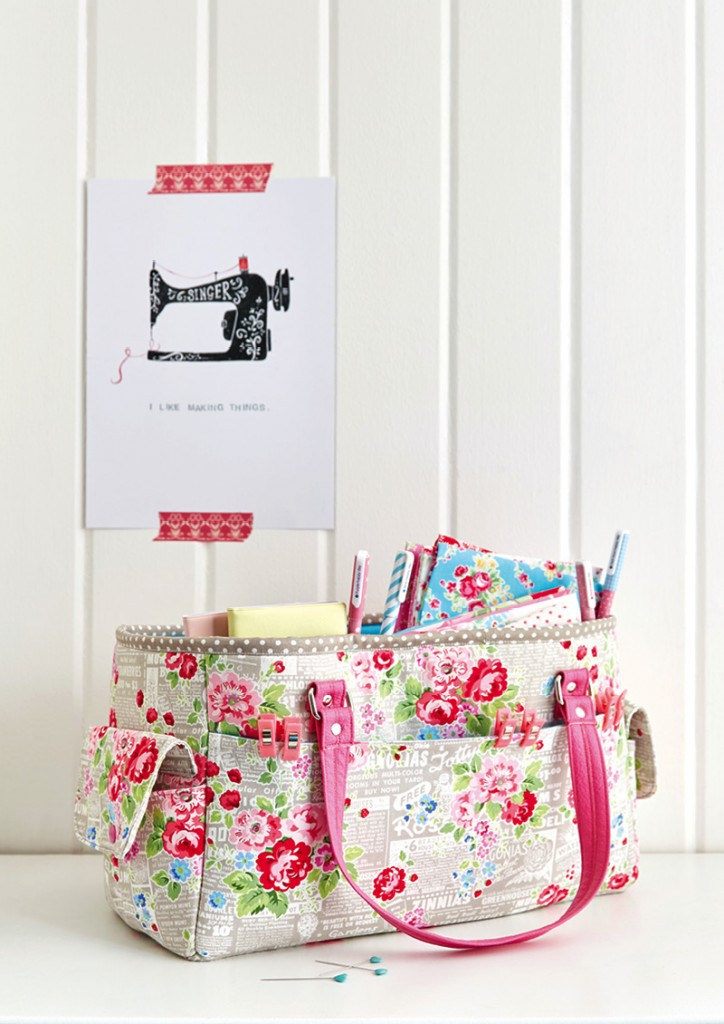 Free Oslo Craft Bag Pattern Sew Sweetness Bloglovin