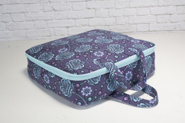 Sew Sweetness Amethyst Project Bag