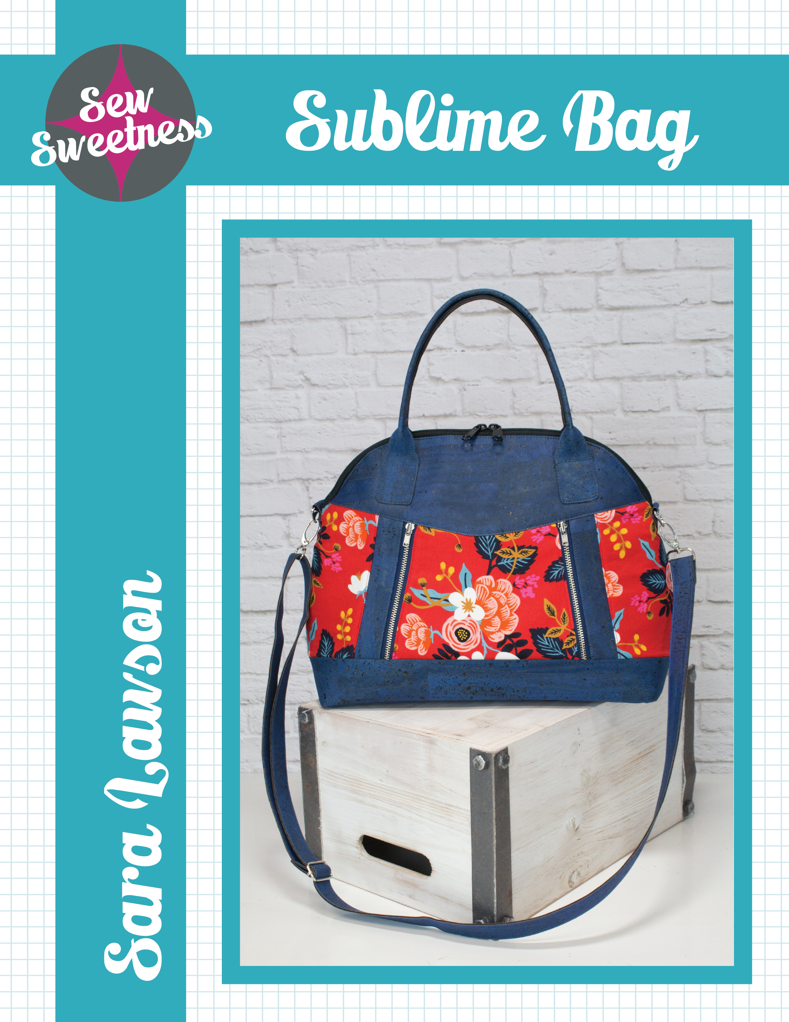 Sew Sweetness Sublime Bag sewing pattern