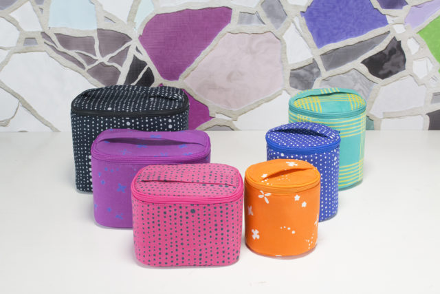 Sew Sweetness Trinket Boxes sewing pattern