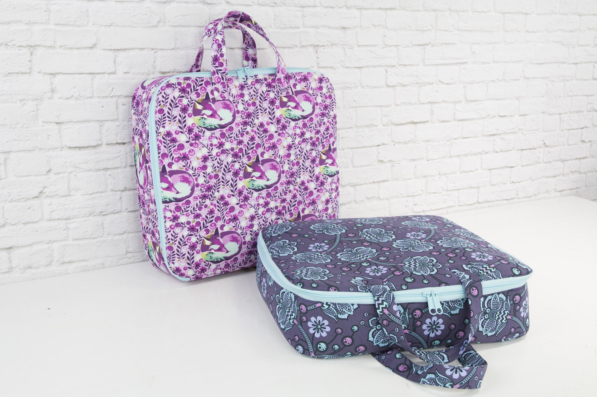Amethyst Project Bag Sew Sweetness