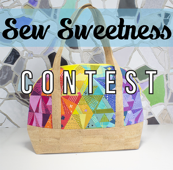 Sew Sweetness Bag Sewing Contest