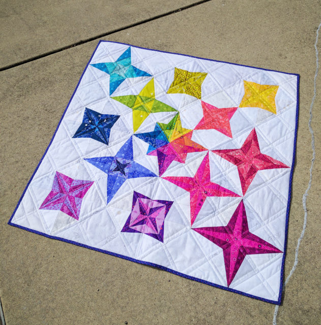 Milky Way Sampler Quilt