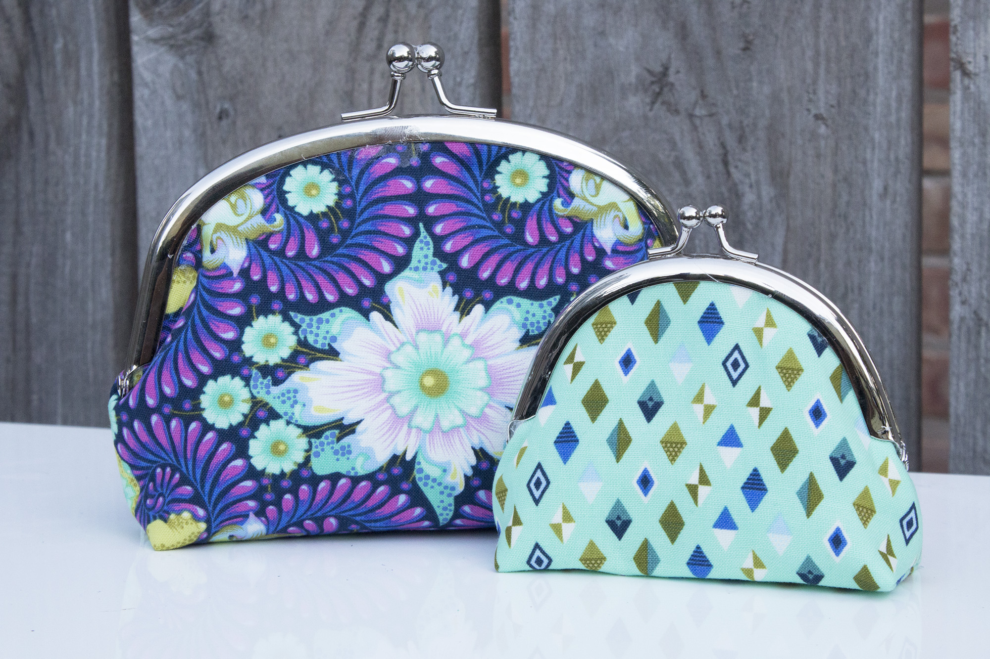 Sizzix Die Coin Purse Sew Sweetness