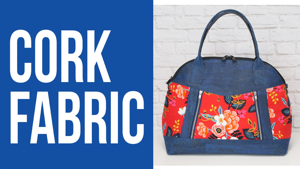 Video: How to Sew with Cork Fabric