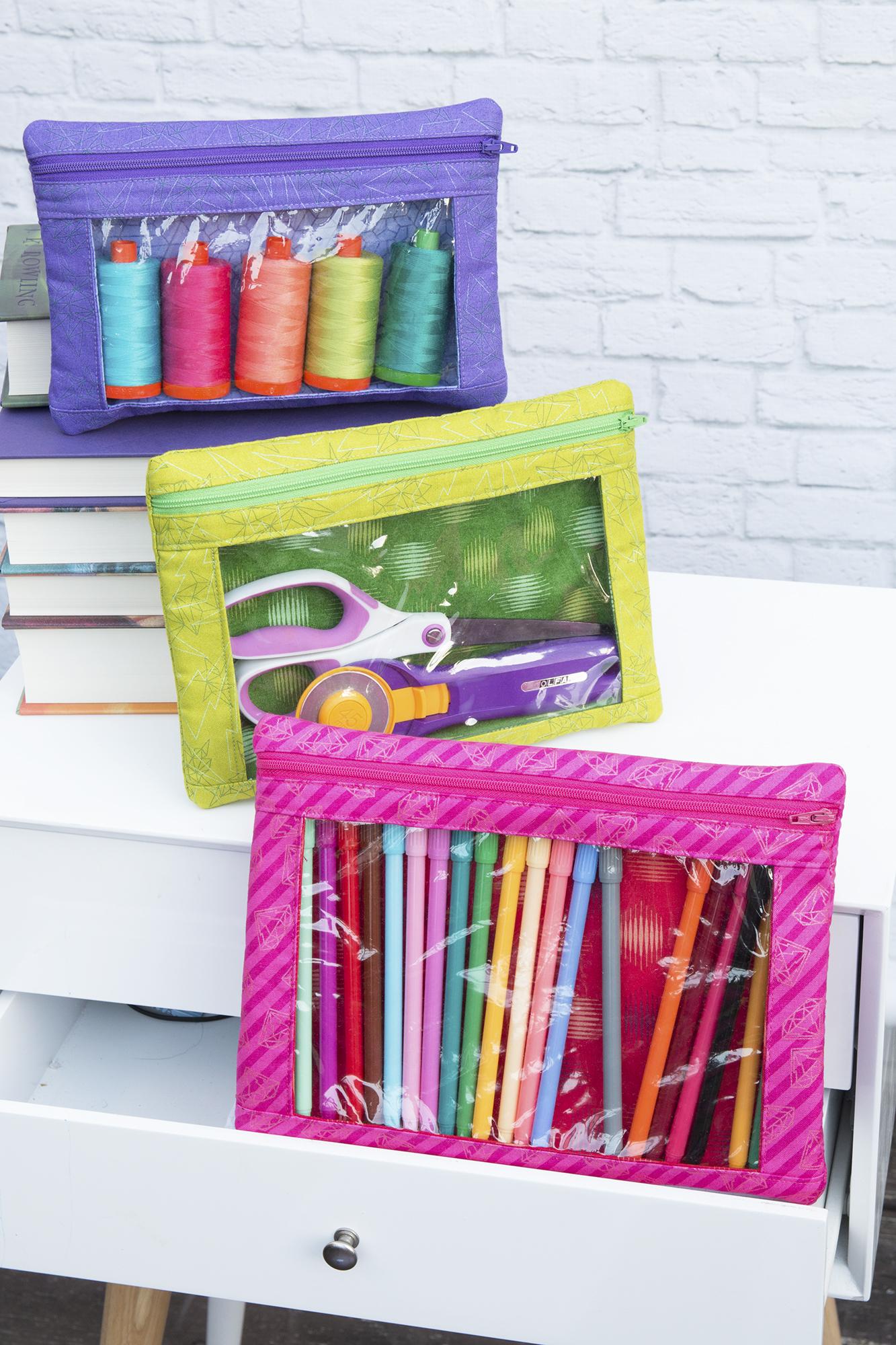 Sew Sweetness Minikins I-Spy Pouch