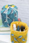 Sew Sweetness Minikins Jetset Cinched Bag