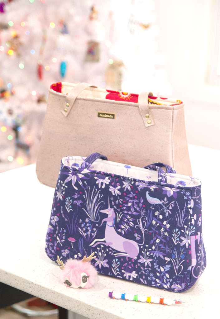 FREE Pattern+Video: Sew Sweetness Baker Street Bag