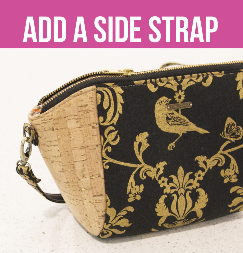 Video How To Add A Side Strap Bag Or Pouch